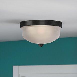 Adalyn 3-Light LED Flush Mount