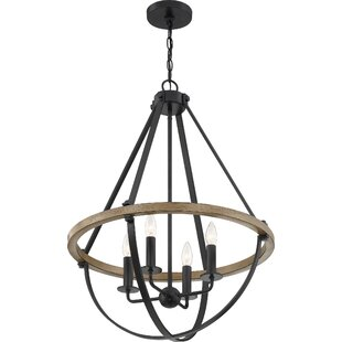 Thiele 4-Light Lantern Pendant by Gracie ..