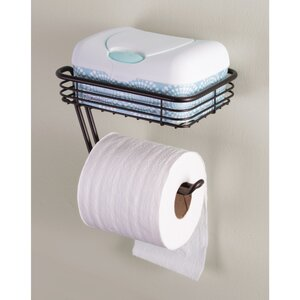 Classico Wall Mounted Toilet Paper Holder