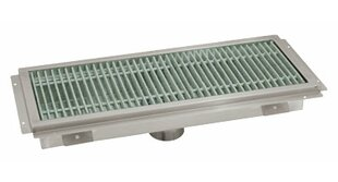 Advance Tabco Floor Trough Grid Shower Drain