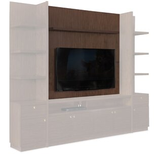 Atelier Entertainment Center Component Parts For TVs Up To 75 Inches By Hooker Furniture