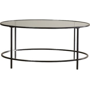Modern Round Coffee Tables Allmodern
