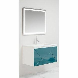 Remus 600mm Wall Hung Single Vanity By Belfry Bathroom