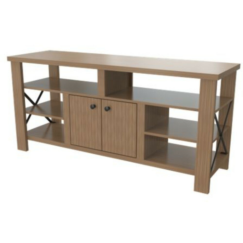 Gracie Oaks Braunste Tv Stand For Tvs Up To 60 Wayfair