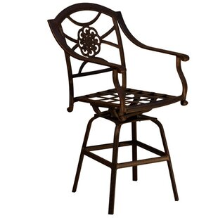 Dover Patio Bar Stool by Calif..