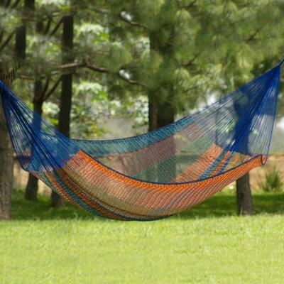 Cotton Camping Hammock Novica