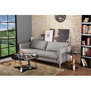 Mercer41 Hodimont 2 Piece Coffee Table Set