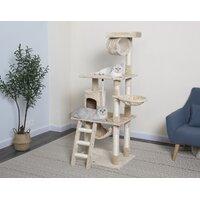 Go Pet Club 62-inch Mittens Cat Tree Deals