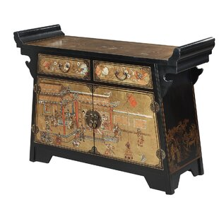 Raiden 48 TV Stand by World Menagerie