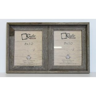 8 X 10 Double Picture Frames Youll Love Wayfair