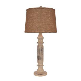 Izquierdo Ribbed 32 Table Lamp