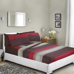 Winston Porter Hackler Printed Bed Sheet Set