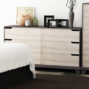 Waterloo 6 Drawer Chest by Homestar