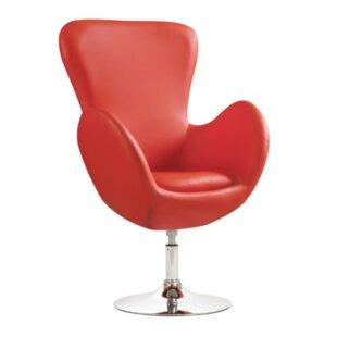 Danner Swivel Armchair by Orren Ellis