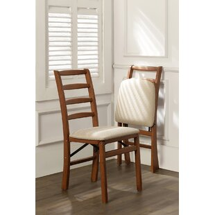 Shaker Upholstered Dining Chair (Set Of 2) By Stakmore Company, Inc.