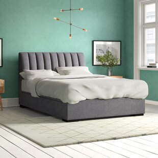 Campana Upholstered Ottoman Bed By Hashtag Home