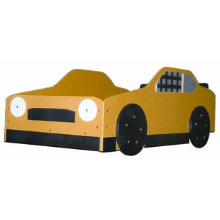 Affordable Stock Toddler Car Bed by Just Kids Stuff Reviews (2019) & Buyer's Guide
