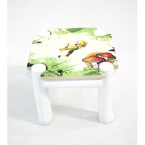 Fairy Kids Stool by Happy Child Furniture