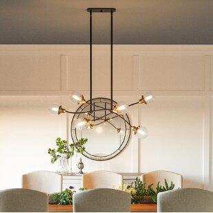 Trent Austin Design Brucie 6-Light Kitchen Island Pendant