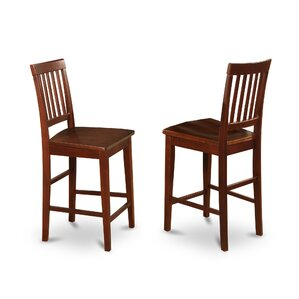 Givens Dining Chair (Set of 2) by Three Posts