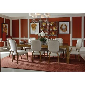Soho Luxe 9 Piece Dining Set by Bernhardt