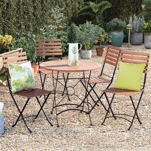 Suttle 4 Seater Dining Set By Sol 72 Outdoor