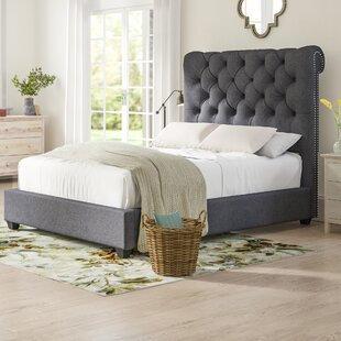 Agda Queen Upholstered Standard Bed