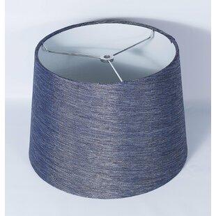 Hardback 12 Acrylic Drum Lamp Shade