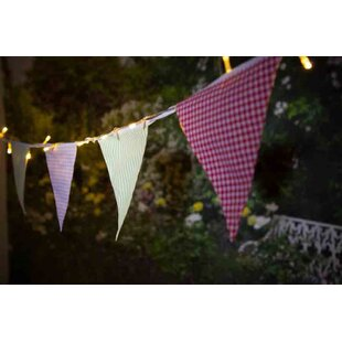 30-Light Fairy Light By The Party Aisle
