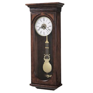 Chiming Key-Wound Earnest Wall Clock by Howard Miller?