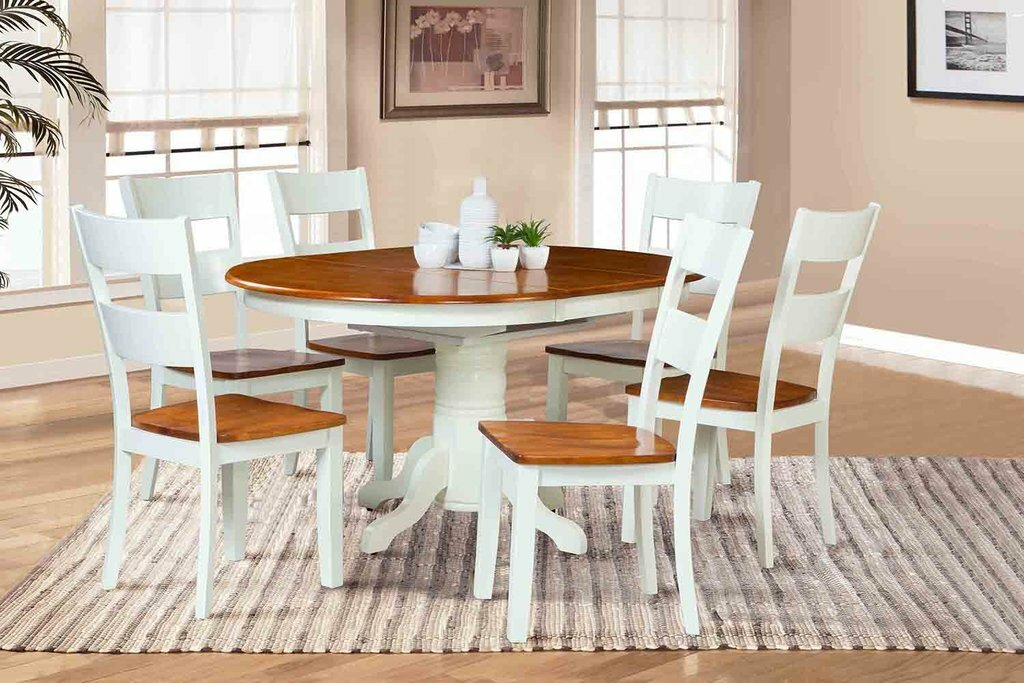 Solid Wood Dining Chair Set Of 2 By Ttp Furnish
