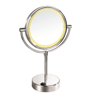 Bargain LED Table Magnifying Mirror By UCore