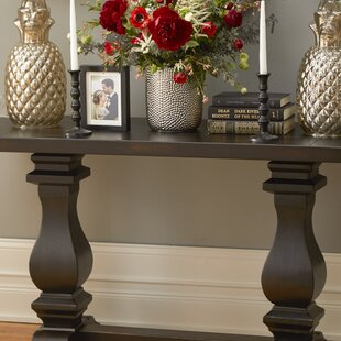 Cerrato Rectangular Console Table by Gracie Oaks