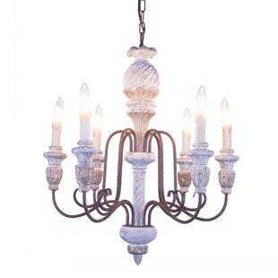 Ophelia & Co. Jillian 6-Light Candle Styl..