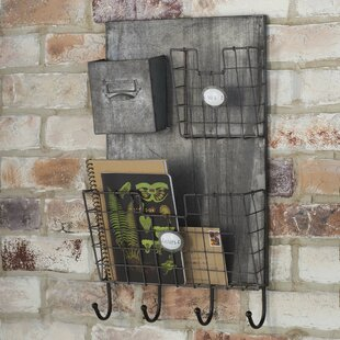 Relatively Wall Baskets Mail & Wall Organizers You'll Love | Wayfair DO52