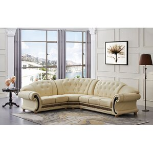 Berrylawn Sectional by Astoria Grand
