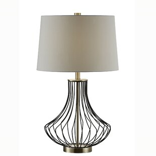 Barone Bronze/Brass 28.5 Table Lamp