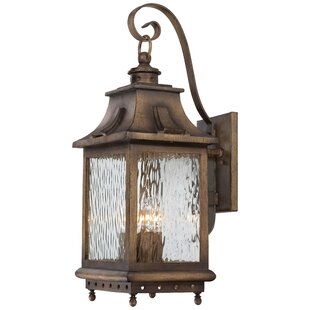 Darby Home Co Danville 4-Light Outdoor Wall Lantern