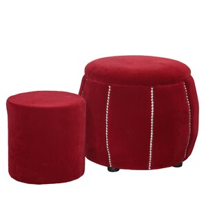 Pumpkin Seating Ottoman by..