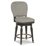 Quincy Swivel Bar and Counter Stool by Fairfield Chair