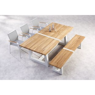 Callaway 6 Seater Dining Set By Sol 72 Outdoor