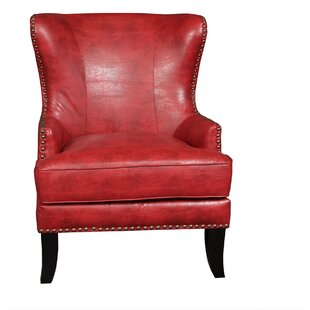 Grant Wingback Chair by Porter Designs