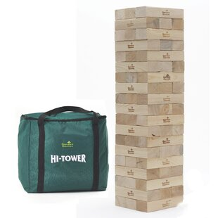 Tower Game With Storage Bag By Freeport Park