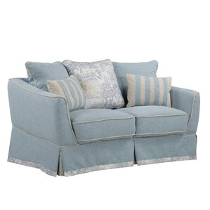 Lathbury Love Seat by Darby Home Co
