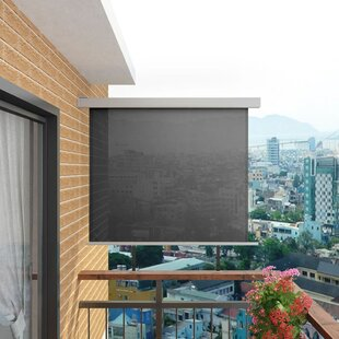 Belynda Balcony Multi-Functional W 1.5 X D 2m Retractable Side Awning By Sol 72 Outdoor