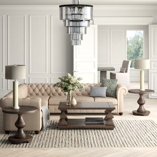 Howardwick 3 Piece Coffee Table Set