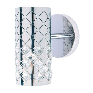 Inexpensive Robena 1-Light Armed Sconce By House of Hampton