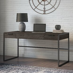 Quiroz Desk by Williston Forge Great price