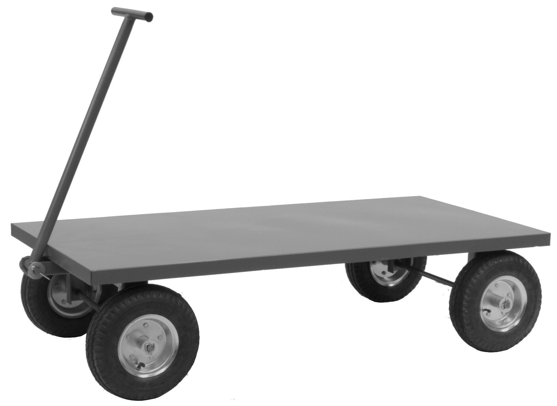 Durham Manufacturing Welded Steel 5th Utility Cart Wayfair