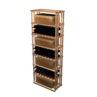 Designer Series 153 Bottle Floor Wine Rac..